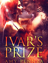 Ivar's Prize Cover Reveal